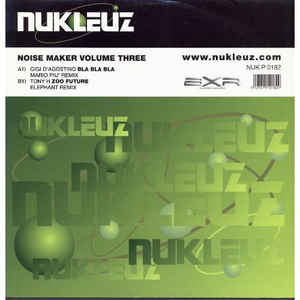 Tony H - Noise Maker Volume Three