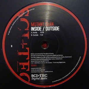 Mutant Clan - Inside / Outside
