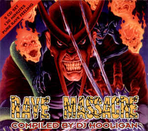 DJ Hooligan - Rave Massacre
