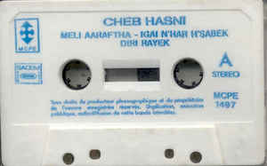 Cheb Hasni - Untitled