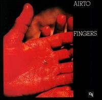 Airto Moreira - Fingers cover of release