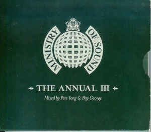 Pete Tong - The Annual III