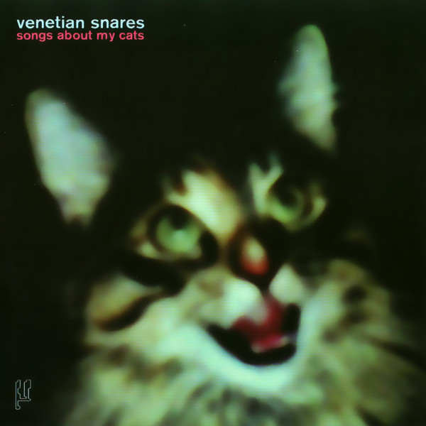 Venetian Snares - Songs About My Cats cover of release