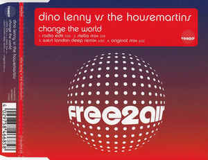 Dino Lenny - Change The World
