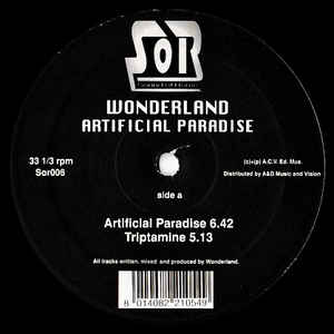 Wonderland (2) - Artificial Paradise