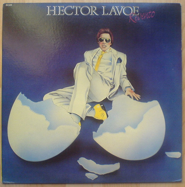 Hector Lavoe - Reventó cover of release