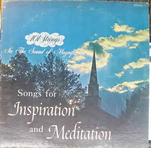 101 Strings - Songs For Inspiration And Meditation