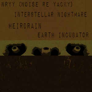 Interstellar Nightmare - 4way Split