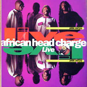 African Head Charge - Pride And Joy - Live