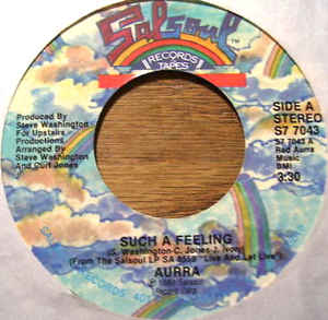 Aurra - Such A Feeling / One More Time