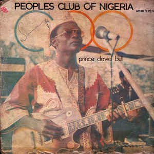 Professional Seagulls Band - Peoples Club Of Nigeria Odogwu
