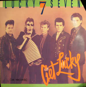 Lucky Seven - Get Lucky cover of release