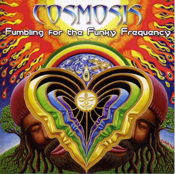 Cosmosis - Fumbling For The Funky Frequency cover of release