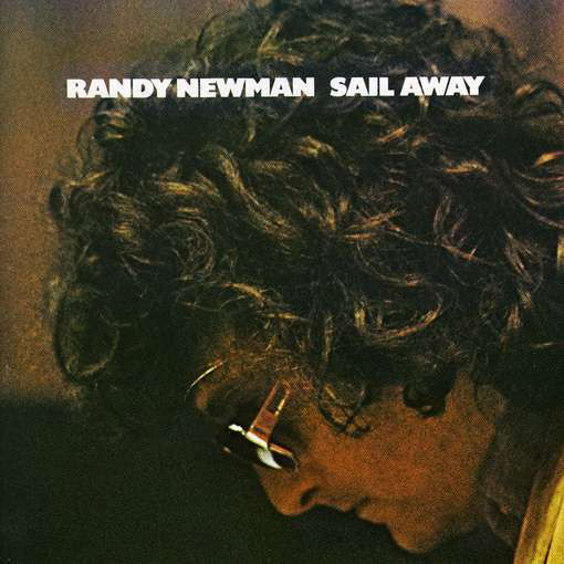 Randy Newman - Sail Away cover of release