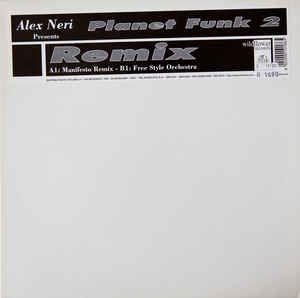 Alex Neri - Planet Funk 2 Remix