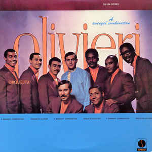 Orquesta Olivieri - A Swingin' Combination