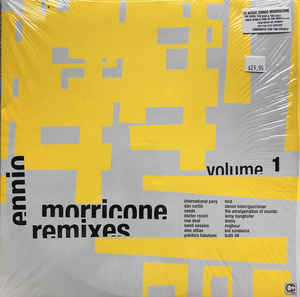 Ennio Morricone - Remixes Volume 1