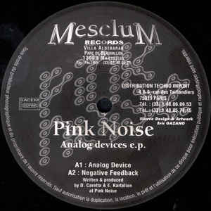 Pink Noise (2) - Analog Devices E.P.
