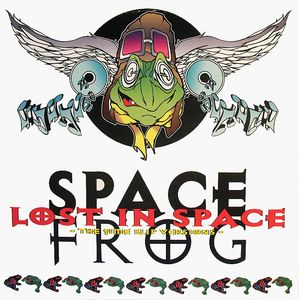 Space Frog - Lost in Space (The Time Slip Versions)