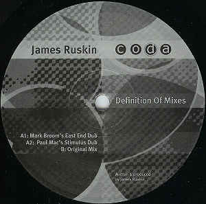 James Ruskin - Definition Of Mixes