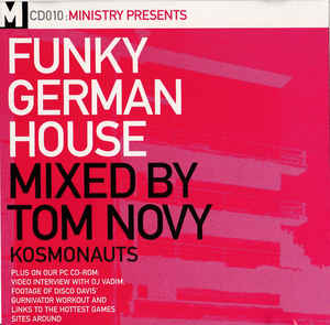 Tom Novy - Ministry Presents Funky German House