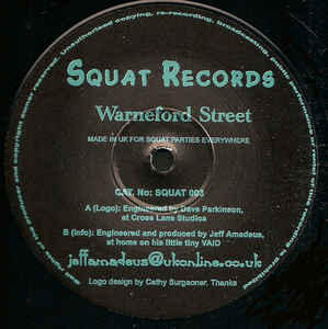 Jeff Amadeus - Warneford Street