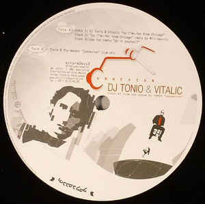 DJ Tonio - To L'An-fer From Chicago