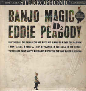 Eddie Peabody - Banjo Magic