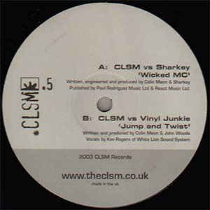CLSM - Wicked MC / Jump And Twist