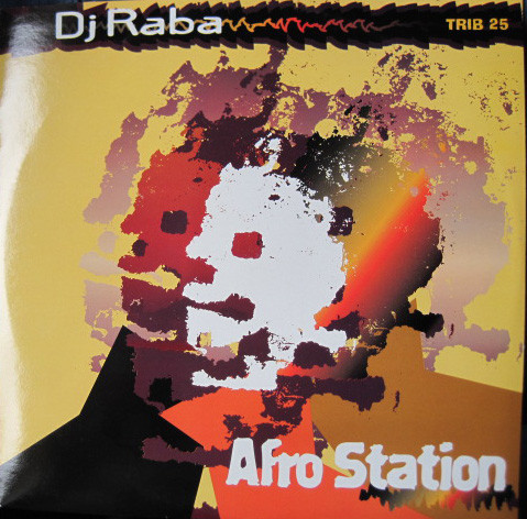 Raba - Afro Station cover of release