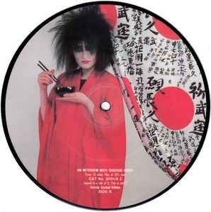 Siouxsie Sioux - An Interview With 'Siouxsie Sioux'