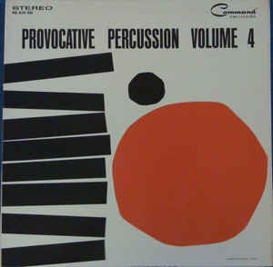 Enoch Light And The Light Brigade - Provocative Percussion (Vol. 4)