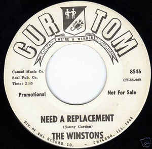 Winstons, The - Need A Replacement