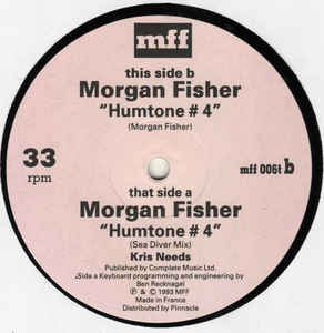 Morgan Fisher - Humtone #4