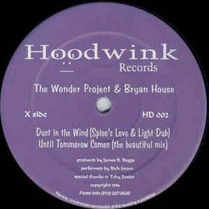 Wonder Project, The - Dust In The Wind