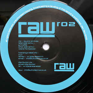 Guy McAffer - RAW10 Remixes