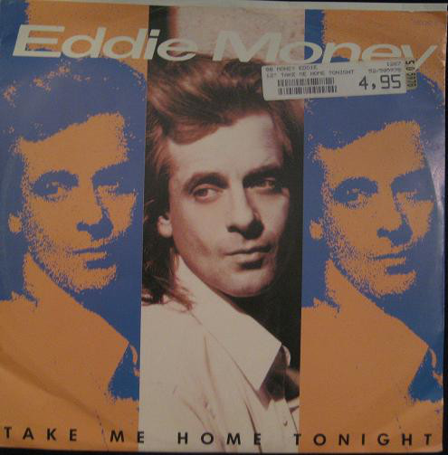 Eddie Money - Take Me Home Tonight cover of release