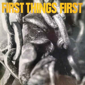 First Things First (2) - Dirtbag Blowout
