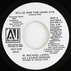 Rinder & Lewis - Willie And The Hand Jive