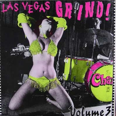 Various - Las Vegas Grind Volume 3 cover of release