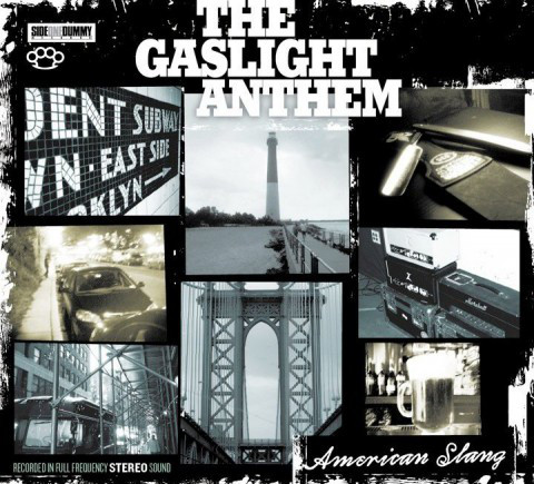 Gaslight Anthem, The - American Slang cover of release