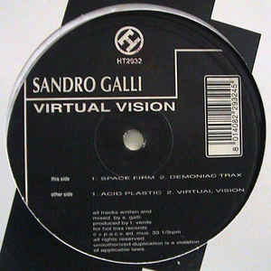 Sandro Galli - Virtual Vision