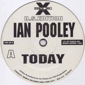 Ian Pooley - Today