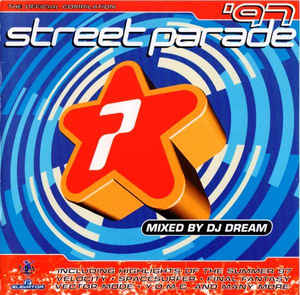 DJ Dream (3) - Street Parade '97 - The Official Compilation
