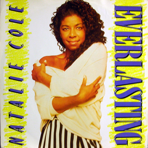 Natalie Cole - Everlasting cover of release