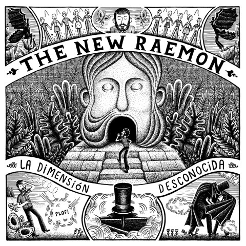 New Raemon, The - La Dimensión Desconocida cover of release