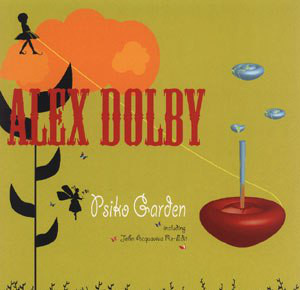 Alex Dolby - Psiko Garden cover of release