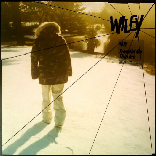 Wiley (2) - Treddin' On Thin Ice cover of release