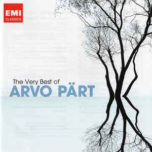 Arvo Pärt - The Very Best Of Arvo Pärt