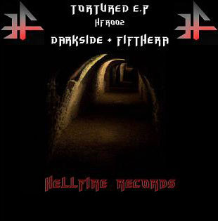 Darkside (2), Fifth Era - Tortured E.P cover of release